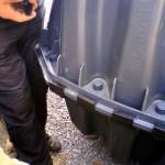 Автономная немецкая загородная наружная канализация для дома или коттеджа GRAF PICOBEL Граф Пикобел