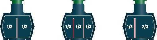Немецкий Карат-С. Частная канализация. Однокамерный септик. Двухкамерный септик. Трехкамерный септик. Септик
