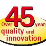 45 лет качества и инноваций в системах канализации