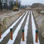 Поставить дренажную систему тоннели Граф. Дренажные тоннели GRAF локальная канализация GRAF-CI.RU   (увеличить)